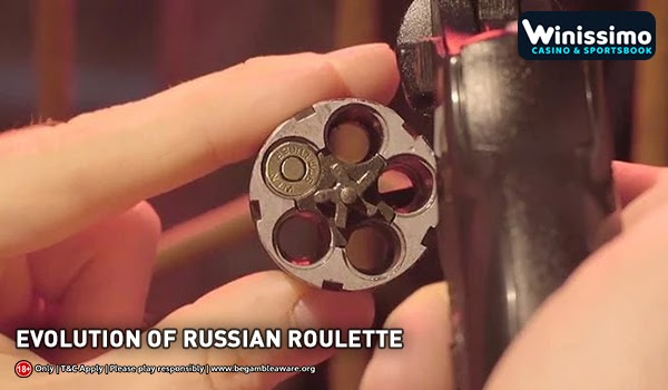 Evolution of Russian Roulette: Its origin, history and popularity