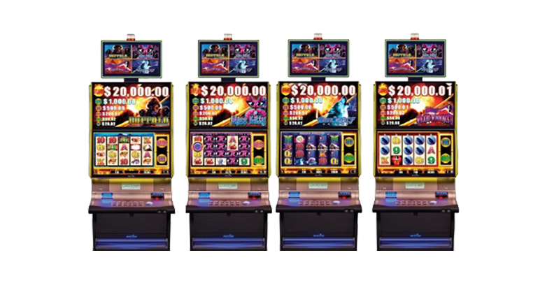 The functioning of slot machines - An overview